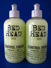 TIGI BED HEAD CONTROL FREAK CONDITIONER 8.5 OZ LOT OF 2