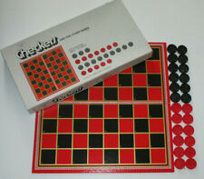 Whitman Checkers & Five Other Games #4708 ~ Vintage 1974