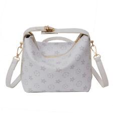 Women Handbag PU Leather Crossbody Hobo Tote Ladies Messenger Shoulder Bag Purse