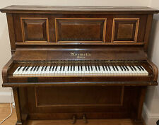 More details for normelle london piano upright vintage may need tuning rare open to offers
