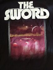 The Sword Acheron t-Shirt Small S Black