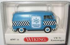 Wiking 079716 VW T1b Kastenwagen Henschel Service 1:87 HO
