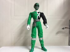"Power Rangers SPD 12"" Green Ranger 3 Action Figure 2002 Bandai Talking"