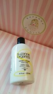 New SEALED SUZANNE  Somers ORGANICS Clove Spice Hand Lotion 8 FL oz