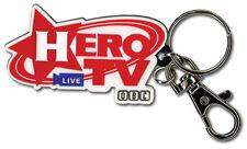 Tiger and Bunny Hero TV Logo Key Chain Manga Licensed MINT
