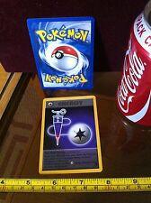 Energy Full heal Energy Pokemon Card Official Vintage