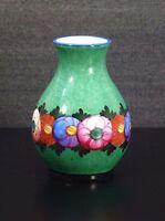 Kagel Wilhelm Vase Jugendstil Garmisch Partenkirchen Art Nouveau ceramic