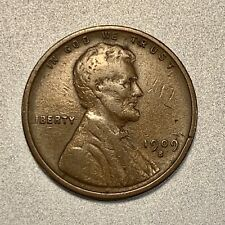 1909-S   LINCOLN CENT   VF   KEY DATE