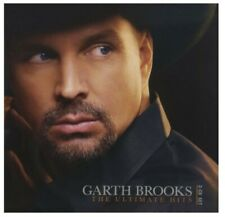 Garth Brooks The Ultimate Hits Music CD 2 Disc New Factory Sealed Case Damaged