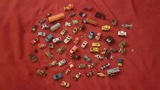 Huge LOT of GALOOB MICRO MACHINES And Other Vintage 80s 90s Minis