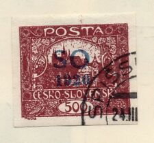 Silesia 1920 Early Issue Fine Used 500f. Optd 272718
