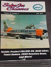 Sabre Jet Classics Project FOLLOW-ON Yuma Games 330th FighterSquadron Korean War
