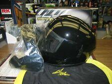 NEW Scorpion EXO900 Transformer modular motorcycle helmet black XS 19-100-03-02