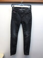 "EUC!! Hudson Women's Skinny Jeans (Black) W24 L29 ""Lilly Midrise Ankle Skinny"""