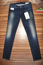 Diesel Denim Slim, Skinny Jeans Faded for Women