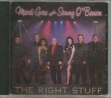 MARDI GRAS WITH SAMMY O'BANION - The Right Stuff - CD - BRAND NEW