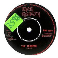 "Iron Maiden - The Trooper - 7"" Vinyl Record"