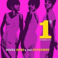Diana Ross & The Supremes No.1's Number Ones 2 LP 180 Grams Audiophile Vinyl