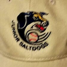 Junior Saltdogs Child Baseball Cap Saltdog Lincoln NE Minor League Boy Girl