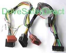 Pr4653 ISO audio/power Mazo de cables de plomo para Parrot Ck3200, Mki9200 Para Sot