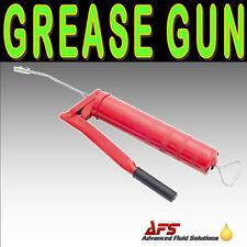 """SIDE LEVER GREASE LUBRICANT GUN 400cc 6"""" SOLID TUBE 500"""