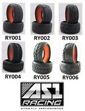 RY0016 2 pcs RC 1/10 On Road Nitro Electric Car 26mm Drift Drifting Tyres Tires