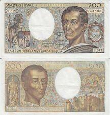 Gertbrolen  200 Francs MONTESQUIEU  Année 1982  H .012