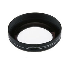 0.7X 52mm Wide Angle Lens For Canon Sony Nikon 18-55mm D3200 D3100 D5200 D5100