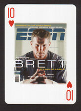 Brett Favre Scarce ESPN Employees Playing Card