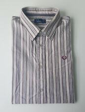 Fred Perry Designer Mens Lads Exclusive Shirt - Size XL - Great!
