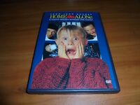 Home Alone (DVD, Widescreen 1999) Macaulay Culkin,Joe Pesci Used