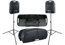 "PEAVEY ESCORT 6000 120US PORTABLE SOUND SYSTEM (PA) NEW ""BEST OFFER OPTION"""
