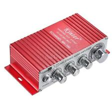 Kinter MA-180 Power Amplifier Amp with USB Charging Port for Car Durable W8K2