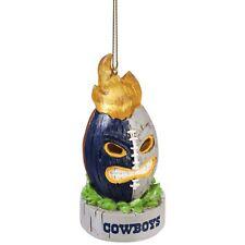 Dallas Cowboys NFL Lit Tiki Ornament ~ New with Tags