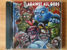 'AGAINST ALL GODS'~V.RARE DUTCH METAL COMP 1993~Displeased Records D 00022~NEW