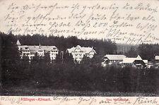 AK, Villingen - Kirnach, Das Waldhotel, 1908 (D)5026-9