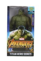 "Hulk Infinity War Figure Avengers Marvel Hasbro Titan Hero 12 """