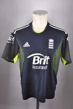 England Cricket adidas Trikot Shirt Jersey Brit insurance Gr. D 5 M