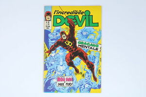 L'INCREDIBILE DEVIL EDITORIALE CORNO N° 101 ANNO 1974 [EH-101]