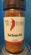 Beef Brisket Rub - 3.1 oz. glass jar