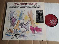 7th AVE. STOMPERS (BOBBY DONALDSON / VIC DICKENSON u.a.) - FIDGETY FEET - LP