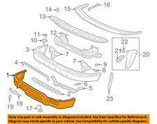TOYOTA OEM 99-02 4Runner-Bumper Spoiler-Valance Panel Lip Chin 5391135911