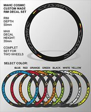MAVIC COSMIC ULTIMATE DECAL SET FOR TWO WHEEL discount