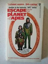 Escape From The Planet Of The Apes.by Jerry Pournelle.(paper Back)
