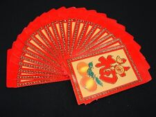 Pack Of 40Pcs Colorful Chinese New Year Money Envelopes Hong Bao Lucky Money Bag