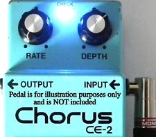 NEW Modify YOUR BOSS CE-2 CE2 HiFi with this Guitar Effects Pedal DIY KIT MOD