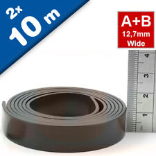 Magnet Klebeband Magnetband selbstklebend magnetisch Magnetfolie 750x25x2mm 256