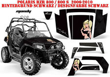 AMR Racing DECORO GRAPHIC KIT ATV POLARIS RZR 570/800/900 Mandy B