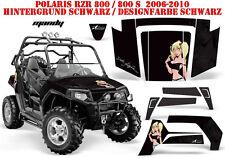 AMR Racing DECORO GRAPHIC KIT ATV POLARIS RZR 570/800/900 Mandy B