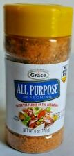 GRACE KENNEDY ALL PURPOSE SEASONING 6 Ounce, MSG FREE 2 PACK